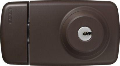 elegantes t r zusatzschloss 7025 braun 101 25. Black Bedroom Furniture Sets. Home Design Ideas