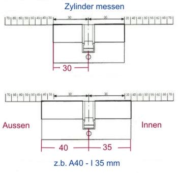 Schließzylinder messen pdf
