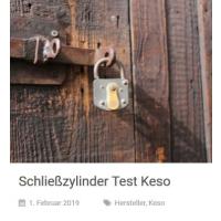 schliesszylinder-testsieger.de - schliesszylinder testsieger keso