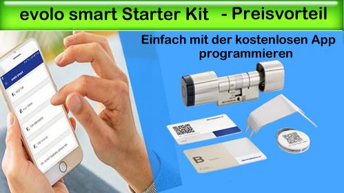 Dormakaba evolo smart - Starter Kit mit Preisvorteil