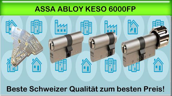 Keso 6000FP - Beste Schweizer Qualität zum besten Preis