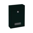 Briefkasten BK 100 schwarz