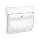 Kunststoffbriefkasten 4931 Classico mit Einwurf DIN C4