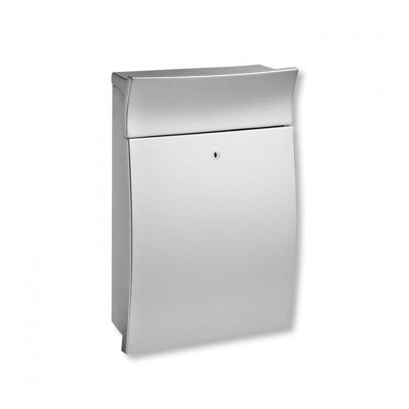 kunststoffbriefkasten 4911 esprit mit einwurf din c4 50 66. Black Bedroom Furniture Sets. Home Design Ideas