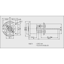 Außenzylinder gemini pluS AZ 1007