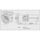 Außenzylinder expert pluS AZ 1007