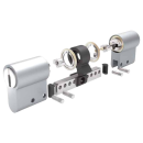 Keso 8000 Omega² Doppelzylinder 81.C15 Standard mit Bohrschutz