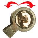 Freilauffunktion für Keso Doppelzylinder /...