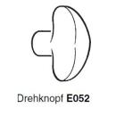 Aufpreis KESO Innen Drehknauf E052 2-flüglig