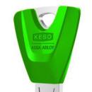 Farbe 48 fluo green