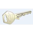 kein zusätzlicher Schlüssel