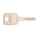 Lange Reide (3 Schlüssel für Profilzylinder*)...