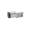 Dormakaba evolo smart Digital-Halbzylinder MRD Bluetooth...