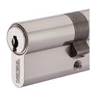 Zylinder mit Bohrschutz (Außenseite) BS1