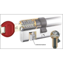Kaba penta thermisch isolierter Doppelzylinder TIC