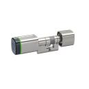 Dormakaba evolo Digital-Doppelzylinder asymmetrisch MRD Bluetooth E300 Typ1431 SL2 K6