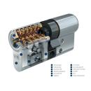 BKS Janus 4606 Profilzylinder mit Innen-Design-Drehknauf...