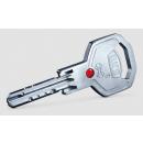 BKS Janus 4601 Halb-Profilzylinder 3 Schlüssel