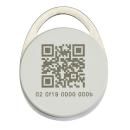 evolo smart RFID Anhänger, 25 Stück