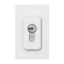 Tür Außenrosette TSS550 weiß