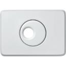 Außenrosette PR2800 weiß
