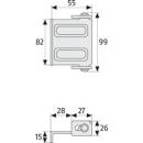 Fenster-Zusatzsicherung SW1 W