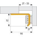 Fenster-Zusatzsicherung SW20 W