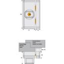 Fenster-Zusatzsicherung FTS96 S