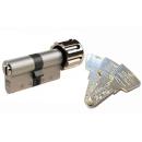 Keso 6000FP2 Drehknaufzylinder mit Aufbohrschutz...