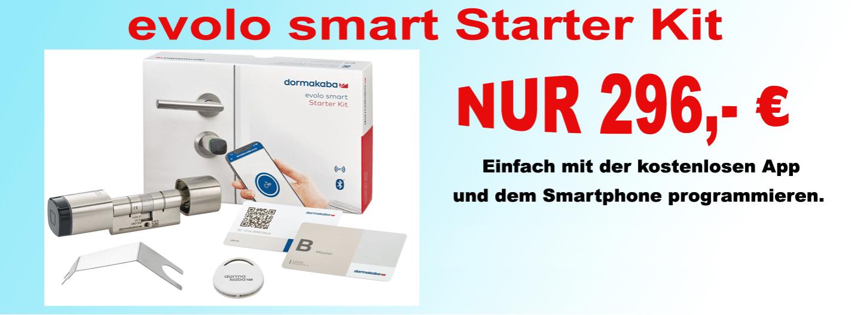 evolo smart Starter Kit