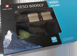 Keso 8000 Omega Aktivkopierschutz