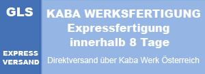 Kaba Expresslieferung